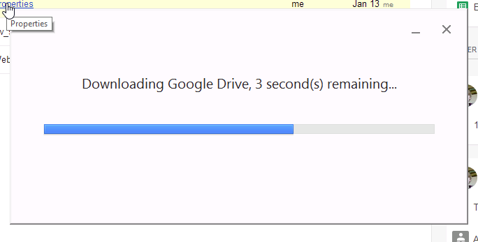 how to run google drive on mac