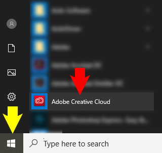 KB0247 - BYOD Install Adobe CC on Windows - Online Help